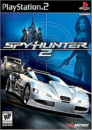 Spy Hunter 2, Good PlayStation2, Playstation 2 Video Games