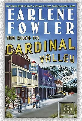 The Road to Cardinal Valley by Earlene Fowler (2012Hardcover)National Bestsellig