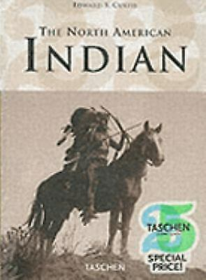 The North American Indian, Edward S Curtis, Good Book