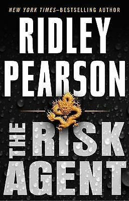 The Risk Agent by Ridley Pearson (2012,Hardcover)Shanghai, China is the setting