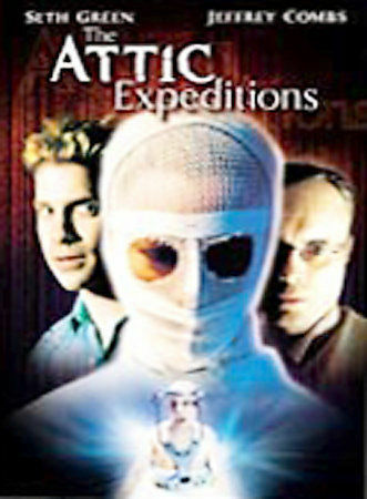 THE ATTIC EXPEDITIONS(DVD, 2005) BRAND NEW SCARY IN SHRINK WRAP