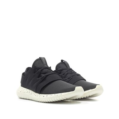 Adidas Originals Tubular Viral W S75915 Black White Women Running Shoes NEW