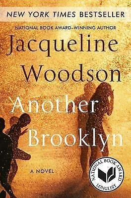 ANOTHER BROOKLYN by Jacqueline Woodson SIGNED hardcover 1st printing