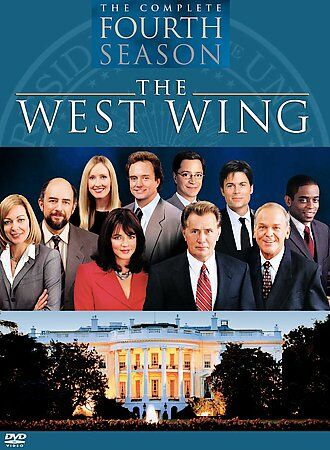 The West Wing: Season 4 Complete