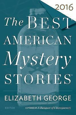 Best American: The Best American Mystery Stories 2016 (2016, Paperback)