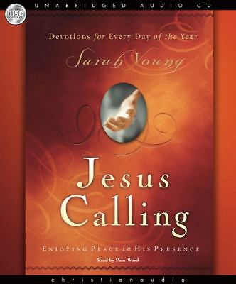 Jesus Calling: Enjoying Peace in His Presence, Young, Sarah, New Book