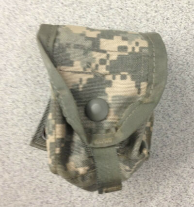 Hand Grenade pouch ACU Molle II NSN 8465-01-525-0589