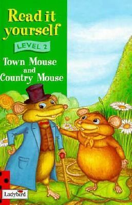 Town Mouse and Country Mouse : Level 2 by Jonathan Hateley (1998, Hardcover)