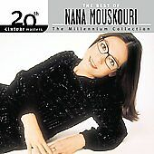 The Best of Nana Mouskouri 20th Century Masters: Millennium Collection, Mouskour