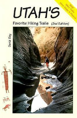 Utah's Favorite Hiking Trails, David Day, Books