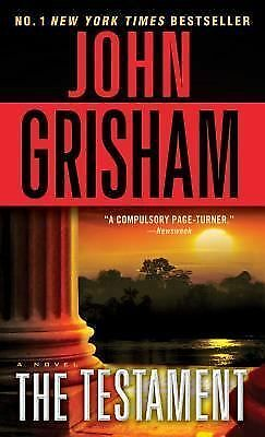 The Testament Grisham, John