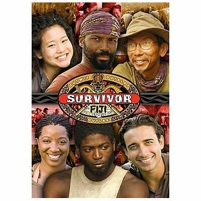 Survivor: Fiji - The Complete Season (5 Discs), DVD, , , NTSC