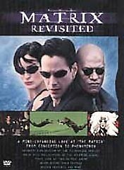 THE MATRIX REVISITED  (DVD, 2001) BRAND NEW IN SHRINK WRAP
