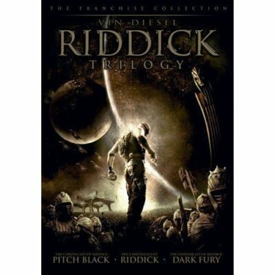Riddick Trilogy (Pitch Black / The Chronicles of Riddick: Dark Fury / The Chron