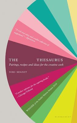 The Flavor Thesaurus: A Compendium of Pairings, Recipes and Ideas for the Creati