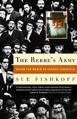 The Rebbe's Army: Inside the World of Chabad-Lubavitch, Good Books