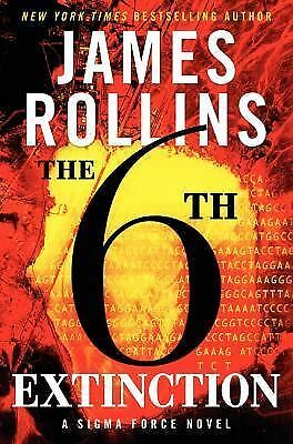 The Sixth Extinction (Sigma Force), Rollins, James, Books