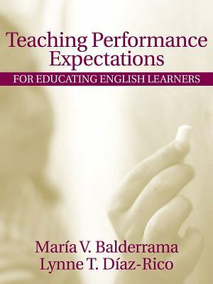 Teaching Performance Expectations for Educating English Learners, Good Books