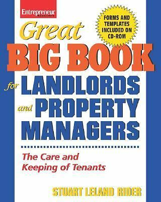 Great Big Book For Landlords and Property Managers (Great Big Book for Landlords