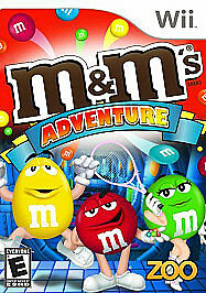 M&M's Adventure - Nintendo Wii