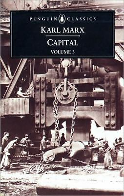Capital: A Critique of Political Economy, Vol. 3 (Penguin Classics), Good Books