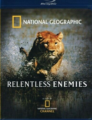 National Geographic - Relentless Enemies [Blu-ray], Good DVDs