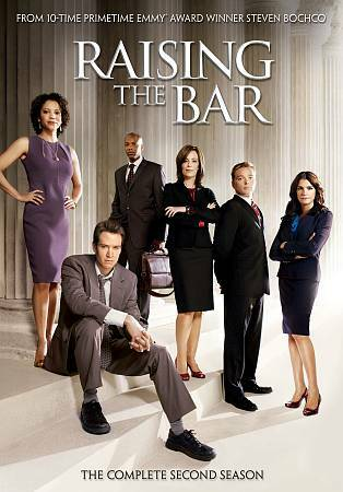Raising the Bar: Season 2, Good DVDs