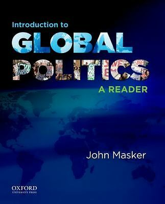 Introduction to Global Politics: A Reader, Good Books