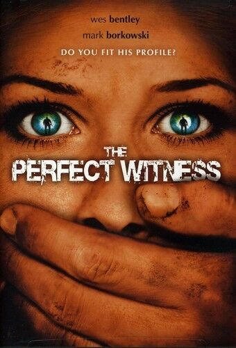 THE PERFECT WITNESS (DVD, 2008) BNISW DAY U PAY IT SHIPS FREE