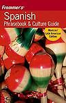 Frommer's Spanish Phrasebook & Culture Guide, , Books