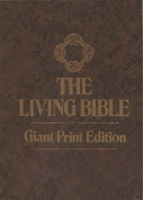 The Living Bible/Giant Print