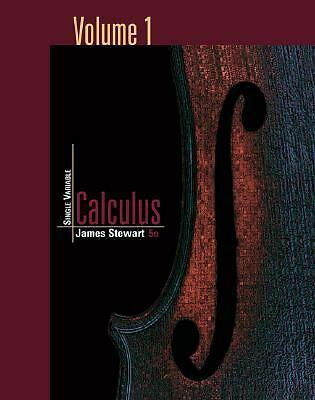 Single Variable Calculus, Volume 1, Good Books