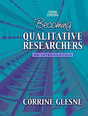 Becoming Qualitative Researchers: An Introduction (3rd Edition), Good Books