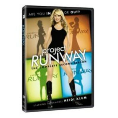 Project Runway - The Complete Second Season, DVD, , , Box set, Closed-captioned,