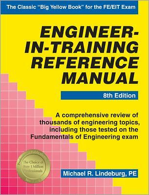 Engineer-In-Training Reference Manual
