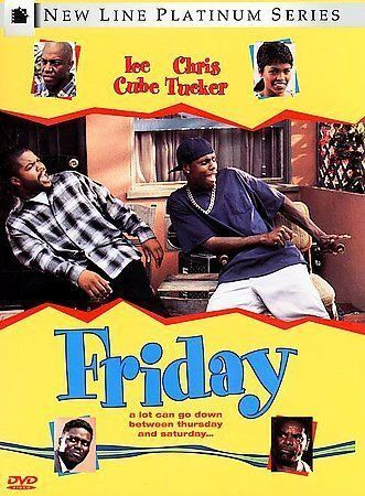Friday (DVD, 1999)