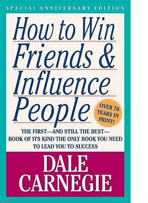 How to Win Friends & Influence People, Dale Carnegie, Books