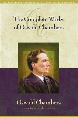 Complete Works Of Oswald Chambers (OSWALD CHAMBERS LIBRARY), Oswald Chambers, Bo
