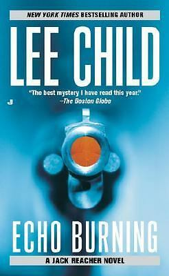 Echo Burning (Jack Reacher, No. 5)