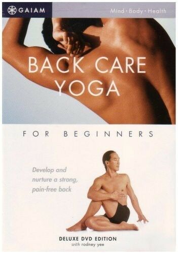 Backcare Yoga For Beginners, DVD, , , Color, DVD, NTSC