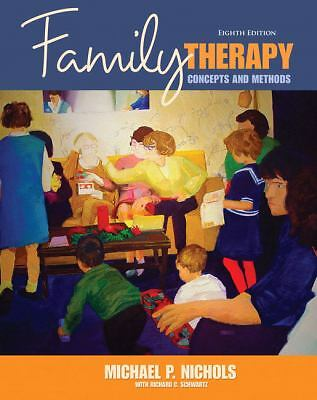 Family Therapy: Concepts & Methods (8th Edition), Acceptable Books