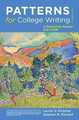 Patterns for College Writing: A Rhetorical Reader and Guide, Acceptable Books