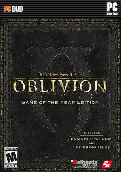The Elder Scrolls IV: Oblivion Game of the Year Edition - PC