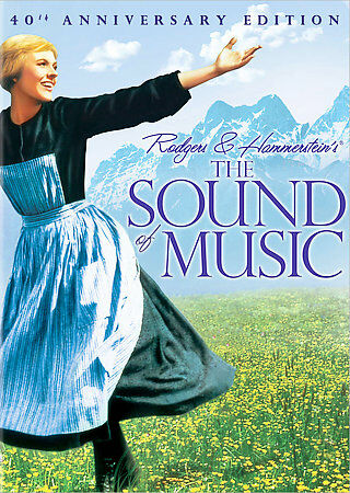 The Sound of Music (Two-Disc 40th Anniversary Special Edition), DVD, Julie Andre