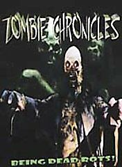 ZOMBIE CHRONICLES (DVD, 2002, 3D Horror Collection)BNISW - 3D DAY U PAY IT SHIPS