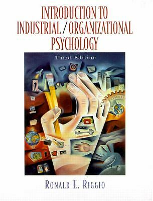 Introduction to Industrial/Organizational Psychology (3rd Edition), Acceptable B