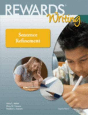 Rewards Writing Sentence Refinement Student Book, Good Books
