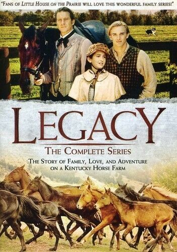 Legacy: The Complete Series