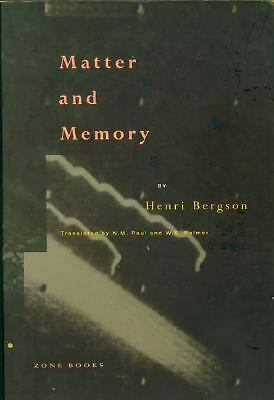 Matter and Memory, Good Books