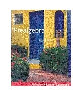 Prealgebra, Good Books